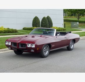 1970 Pontiac GTO for sale 101437490