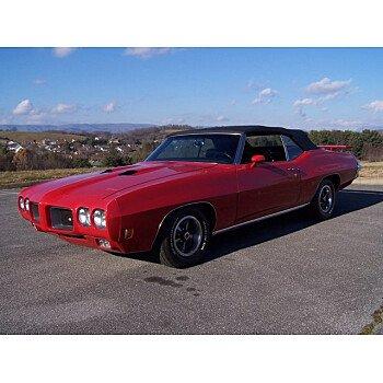 1970 Pontiac GTO for sale 101444274