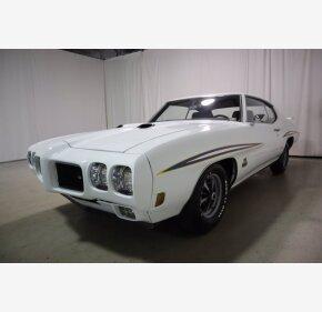 1970 Pontiac GTO for sale 101448894