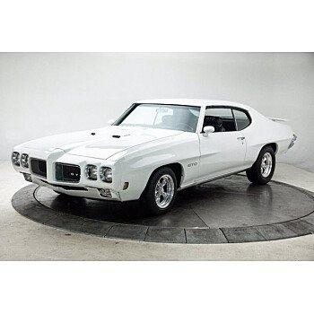 1970 Pontiac GTO for sale 101467655