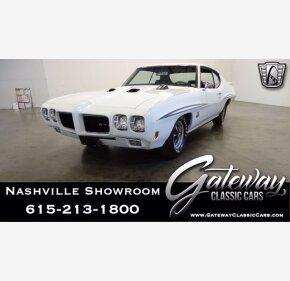 1970 Pontiac GTO for sale 101477308