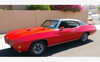 1970 Pontiac GTO for sale 101501137
