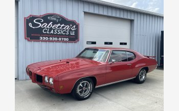 1970 Pontiac GTO for sale 101552821