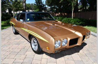 1970 Pontiac GTO for sale 101618766