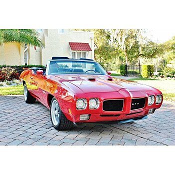 1970 Pontiac Le Mans for sale 101078877
