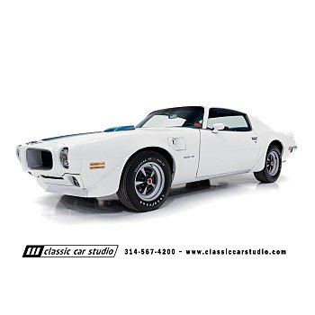 1970 Pontiac Trans Am for sale 101286222
