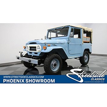 1970 Toyota Land Cruiser for sale 101045084