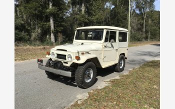 1970 Toyota Land Cruiser for sale 101283909