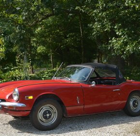 1970 Triumph Spitfire for sale 101147671