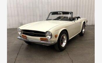 1970 Triumph TR6 for sale 101108094