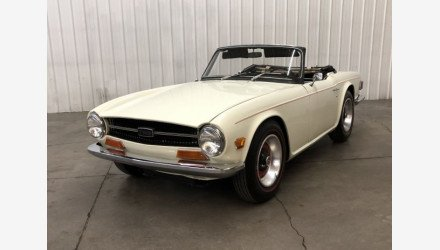 1970 Triumph TR6 for sale 101121895