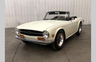1970 Triumph TR6 for sale 101121895