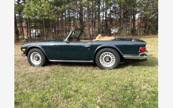 1970 Triumph TR6 for sale 101260899