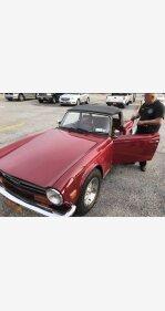 1970 Triumph TR6 for sale 101419385