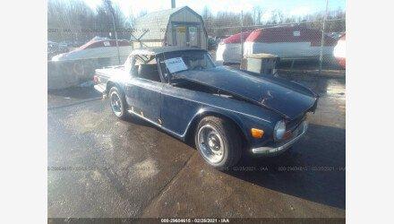 1970 Triumph TR6 for sale 101465096