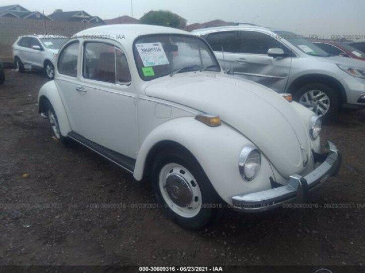 1970 Volkswagen Beetle for sale 101538421