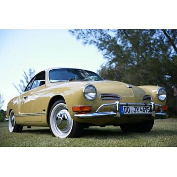 1969 Volkswagen Karmann-Ghia for sale near Cadillac ...