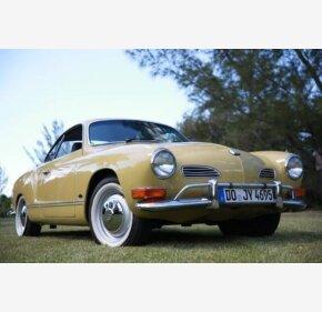 1970 Volkswagen Karmann-Ghia for sale 100893191