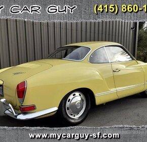 1970 Volkswagen Karmann-Ghia for sale 101402117