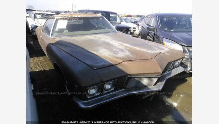 1971 Buick Riviera for sale 101102327