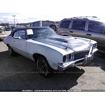 1971 Buick Skylark for sale 101102293