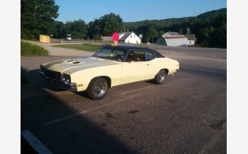 1971 Buick Skylark Custom Coupe for sale 101225372