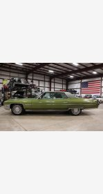 1971 Cadillac De Ville for sale 101083168