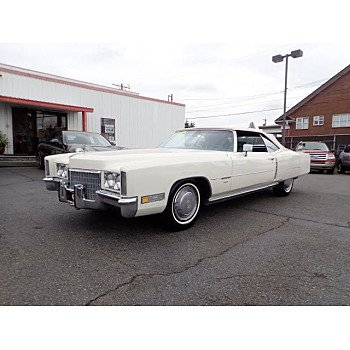 1971 Cadillac Eldorado for sale 101000770