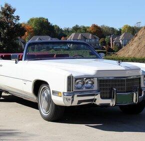 1971 Cadillac Eldorado Convertible for sale 100968608