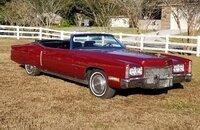 1971 Cadillac Eldorado Convertible for sale 101063613