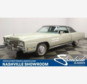 1971 Cadillac Eldorado for sale 101103296