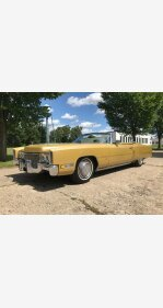 1971 Cadillac Eldorado for sale 101197710