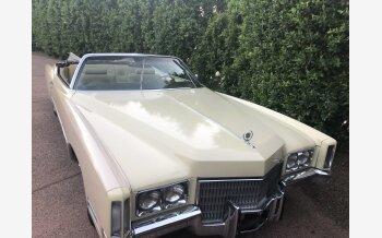 1971 Cadillac Eldorado for sale 101215213