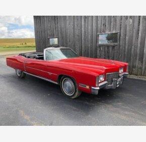 1971 Cadillac Eldorado Convertible for sale 101265309