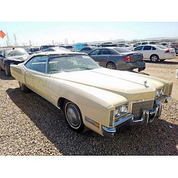 1971 Cadillac Eldorado for sale 101361341