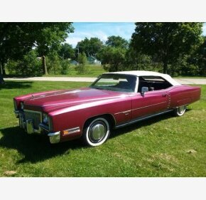 1971 Cadillac Eldorado for sale 101380935