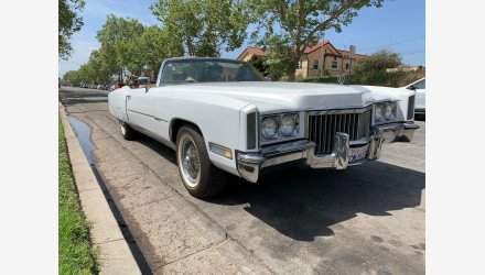 1971 Cadillac Eldorado for sale 101493812