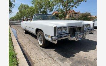 1971 Cadillac Eldorado for sale 101493812