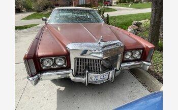 1971 Cadillac Eldorado Coupe for sale 101512847