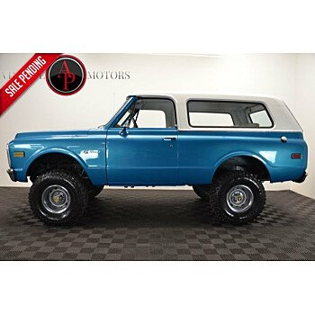 1971 Chevrolet Blazer for sale 101089174