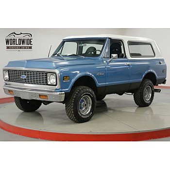 1971 Chevrolet Blazer for sale 101095808