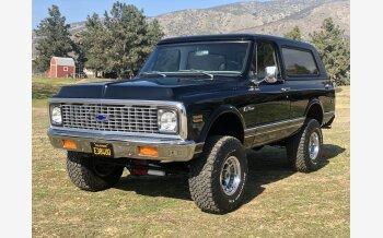 1971 Chevrolet Blazer 4WD 2-Door for sale 101274372