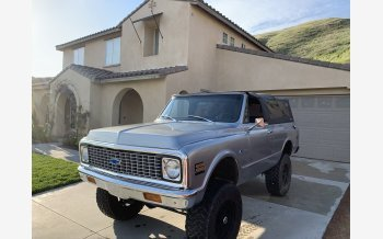 1971 Chevrolet Blazer 4WD for sale 101358863