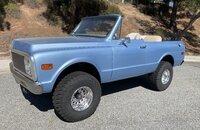 1971 Chevrolet Blazer 4WD 2-Door for sale 101362269