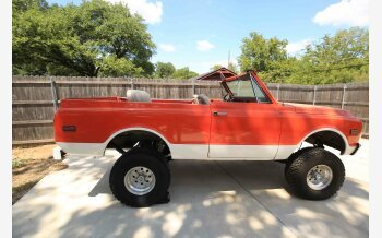 1971 Chevrolet Blazer 4WD 2-Door for sale 101426963