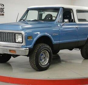 1971 Chevrolet Blazer for sale 101095808