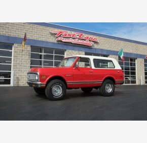 1971 Chevrolet Blazer for sale 101107769