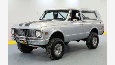 1971 Chevrolet Blazer for sale 101152607