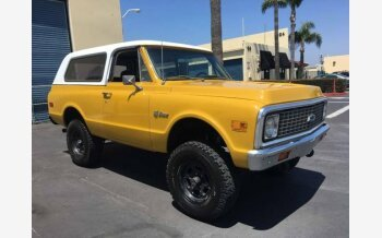 1971 Chevrolet Blazer for sale 101160945