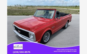 1971 Chevrolet Blazer for sale 101329842